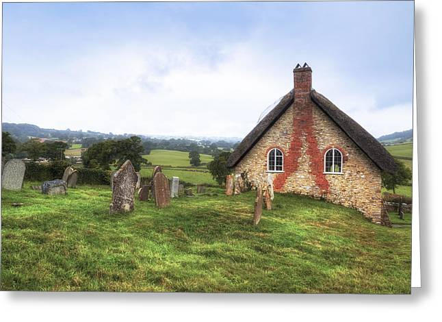 Meeting Photographs Greeting Cards - Loughwood Meeting House Greeting Card by Joana Kruse