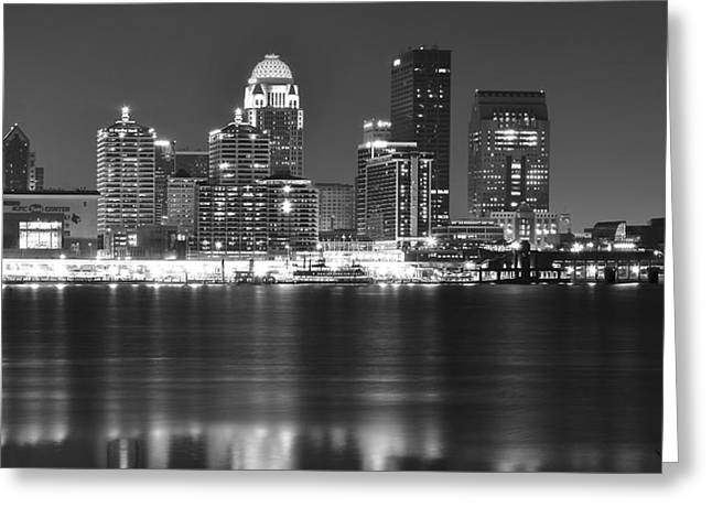 Yum Greeting Cards - Louisville Kentucky Greeting Card by Frozen in Time Fine Art Photography