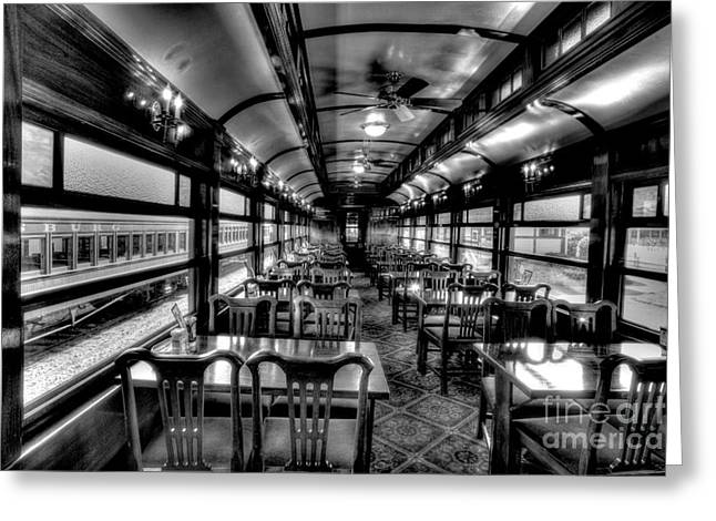 Strasburg Greeting Cards - Lounge car - 1668 Greeting Card by Paul W Faust -  Impressions of Light