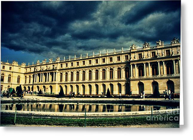 Miscellany Greeting Cards - Louvre Museum Greeting Card by Rafael  Pacheco