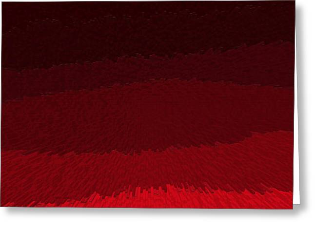 Dream Scape Greeting Cards - Love And Limits  Greeting Card by Sir Josef  Putsche