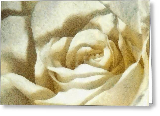 Love Everlasting Greeting Card by Janine Riley