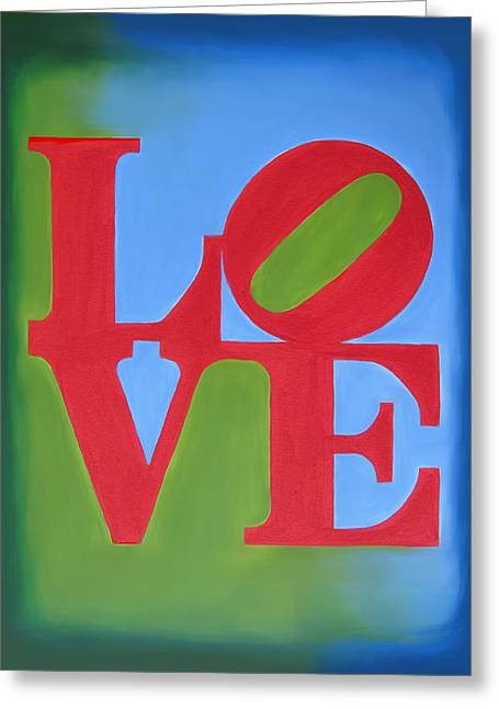 Love Poem Greeting Cards - Love Forever Greeting Card by Dan Haraga