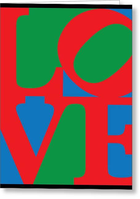 Gary Grayson Greeting Cards - Love Greeting Card by Gary Grayson