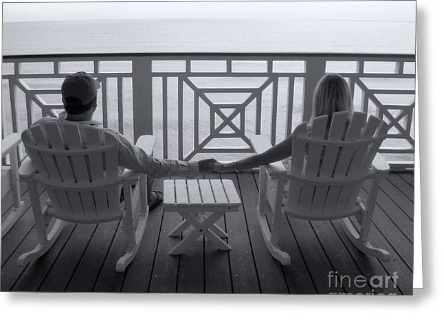 Photo Art Gallery Greeting Cards - Love Greeting Card by Venus