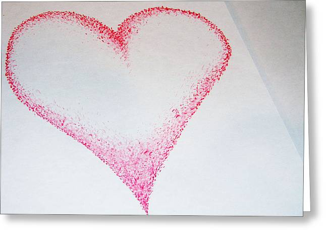 Kelly Greeting Cards - Love You Greeting Card by Kelly Howe