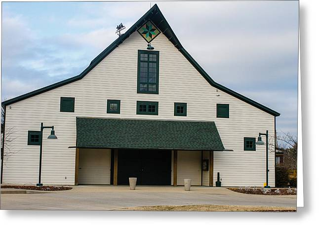 Loveless Greeting Cards - Loveless Barn Greeting Card by Robert Hebert