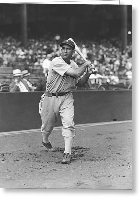 Lucius B. Luke Appling Greeting Card by Retro Images Archive