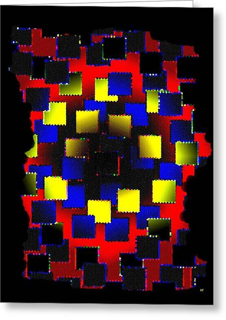 Luminous Energy 28 Greeting Card by Will Borden