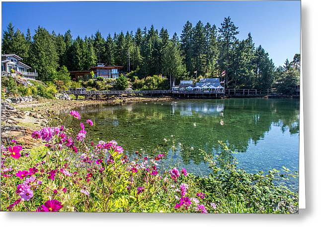 Lund Greeting Cards - Lund British Columbia Greeting Card by Pierre Leclerc Photography