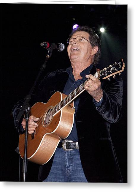 Highsmith Greeting Cards - Mac Davis Greeting Card by Carol Highsmith