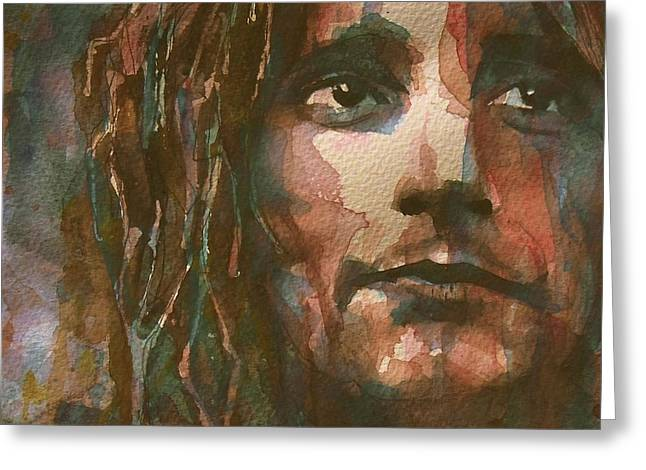 Google Greeting Cards - Maggie May  Greeting Card by Paul Lovering
