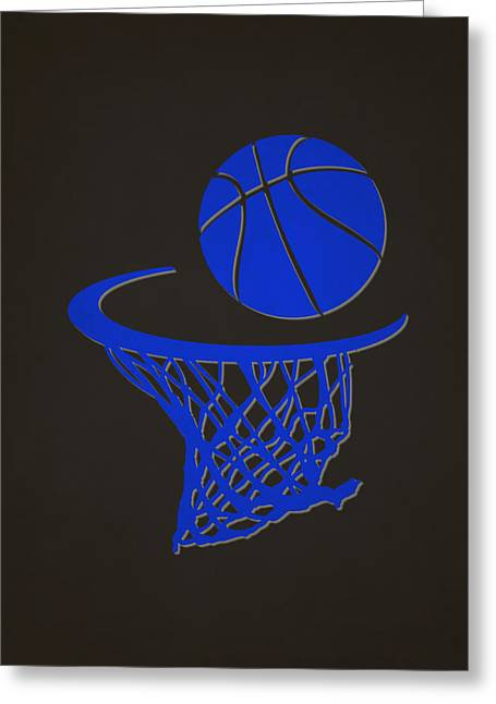 Magic Photographs Greeting Cards - Magic Team Hoop2 Greeting Card by Joe Hamilton