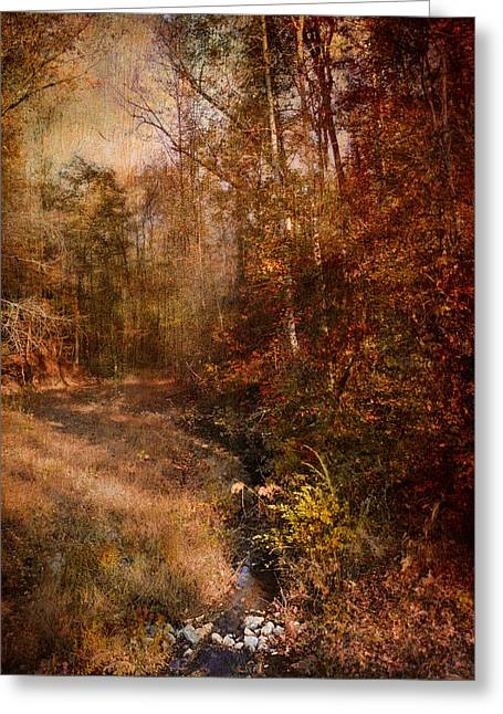 Autumn Scenes Greeting Cards - Make A Wish Greeting Card by Jai Johnson