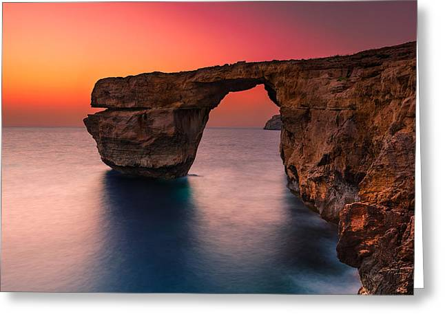 Maltese Photographs Greeting Cards - Malta 02 Greeting Card by Tom Uhlenberg