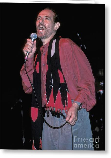Pop Singer Greeting Cards - Mamas and the Papas Greeting Card by Front Row  Photographs