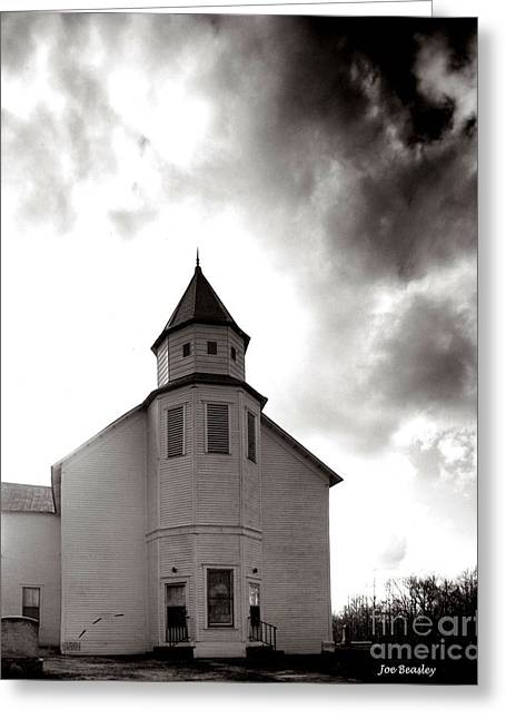 Franklin Tennessee Greeting Cards - Marble Plains Church Franklin County Tennessee Greeting Card by   Joe Beasley