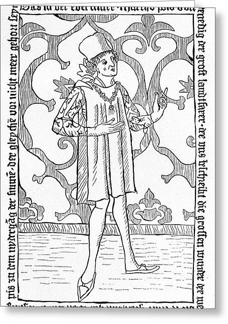 Marco Polo Greeting Card by Cci Archives