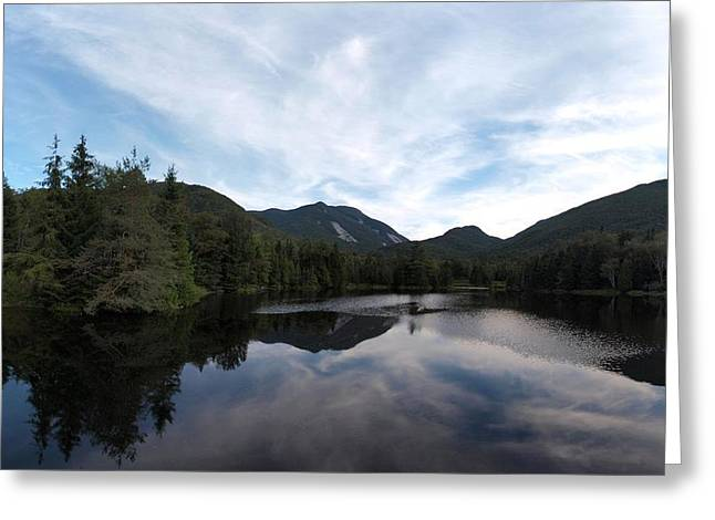 Joshua House Greeting Cards - Marcy Dam Pond Greeting Card by Joshua House