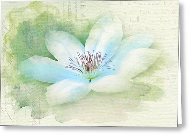 Graphics Framed Prints Greeting Cards - Marie Antoinette Greeting Card by Melinda Dreyer