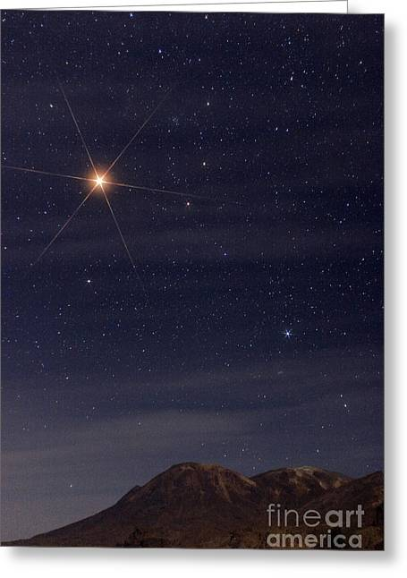 Outerspace Greeting Cards - Mars Greeting Card by Babak Tafreshi