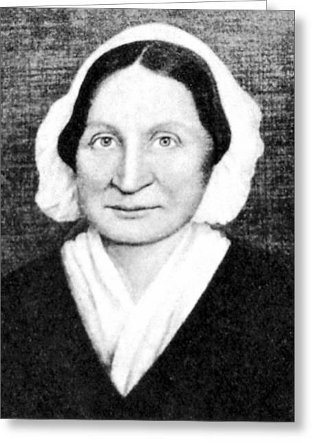Mary Mason Lyon (1797-1849) Greeting Card by Granger