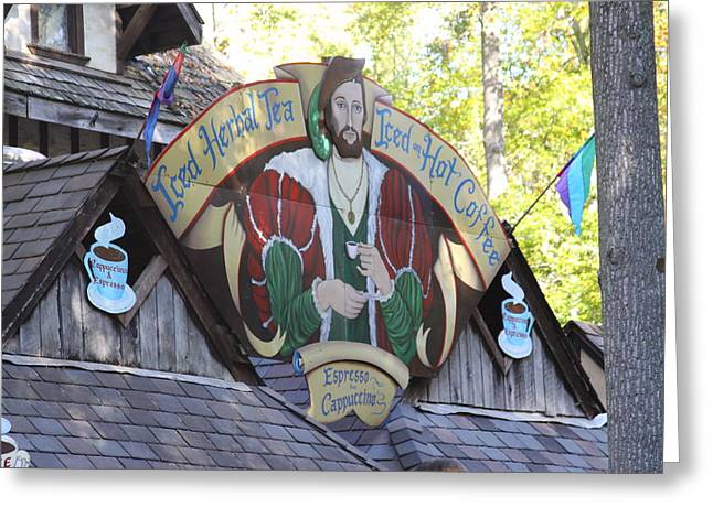 Costumes Greeting Cards - Maryland Renaissance Festival - Merchants - 121238 Greeting Card by DC Photographer