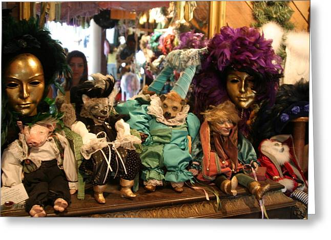 Stores Greeting Cards - Maryland Renaissance Festival - Merchants - 121259 Greeting Card by DC Photographer