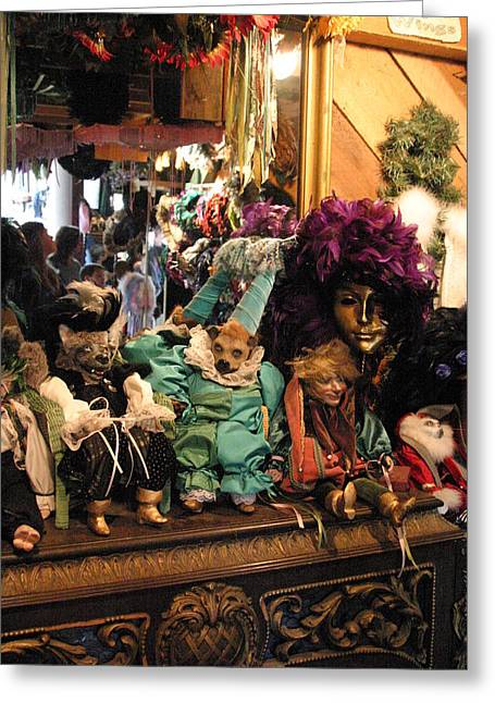 Booths Greeting Cards - Maryland Renaissance Festival - Merchants - 121260 Greeting Card by DC Photographer