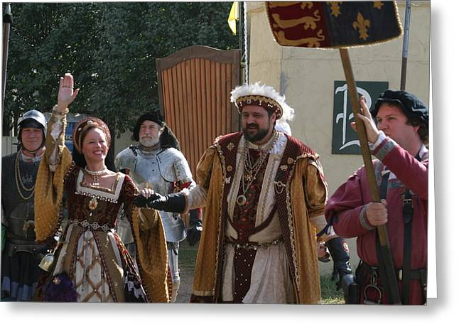Maryland Renaissance Festival - People - 1212119 Greeting Card by DC Photographer