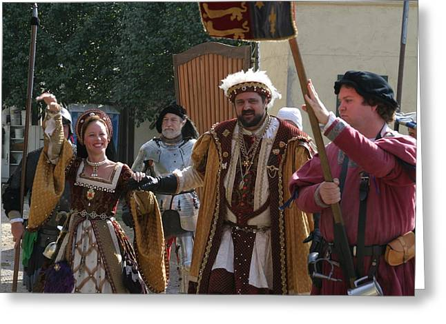 Maryland Renaissance Festival - People - 1212120 Greeting Card by DC Photographer