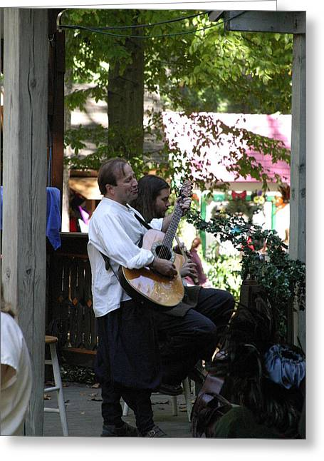 Maryland Renaissance Festival - People - 121216 Greeting Card by DC Photographer