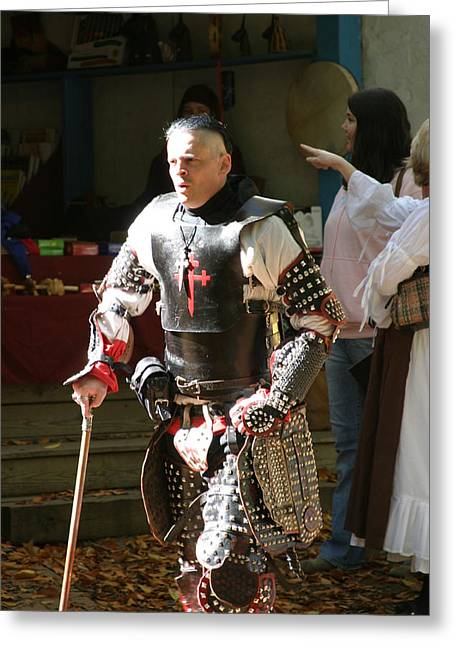 English Greeting Cards - Maryland Renaissance Festival - People - 121218 Greeting Card by DC Photographer