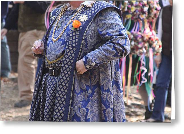 Maryland Renaissance Festival - People - 121250 Greeting Card by DC Photographer
