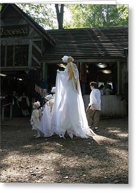 Rennfest Greeting Cards - Maryland Renaissance Festival - People - 121255 Greeting Card by DC Photographer