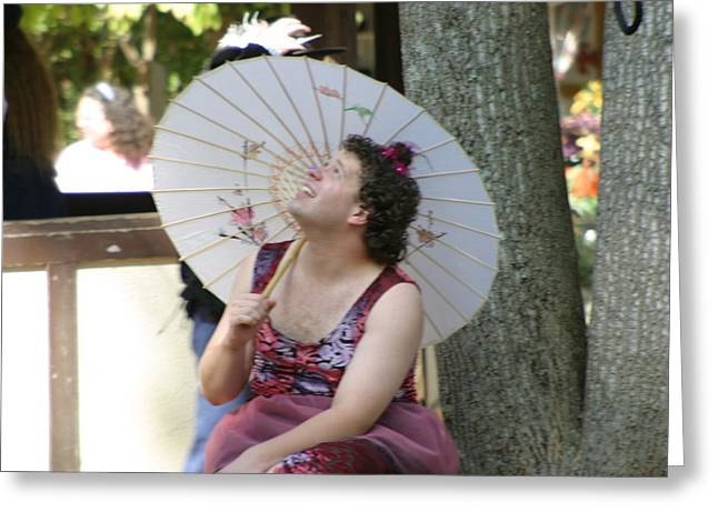 Festival Greeting Cards - Maryland Renaissance Festival - People - 121273 Greeting Card by DC Photographer