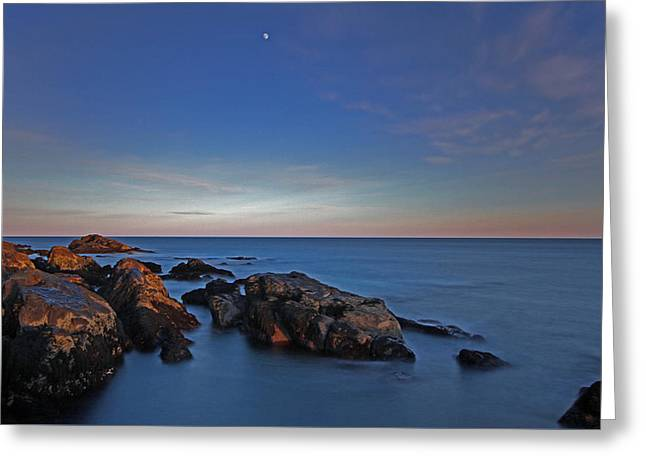 Boston Ma Greeting Cards - Massachusetts Cape Ann  Greeting Card by Juergen Roth