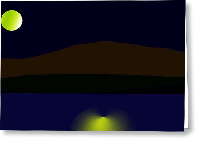 Dream Scape Greeting Cards - Master Of Landscapes Longo Mountain Greeting Card by Sir Josef  Putsche