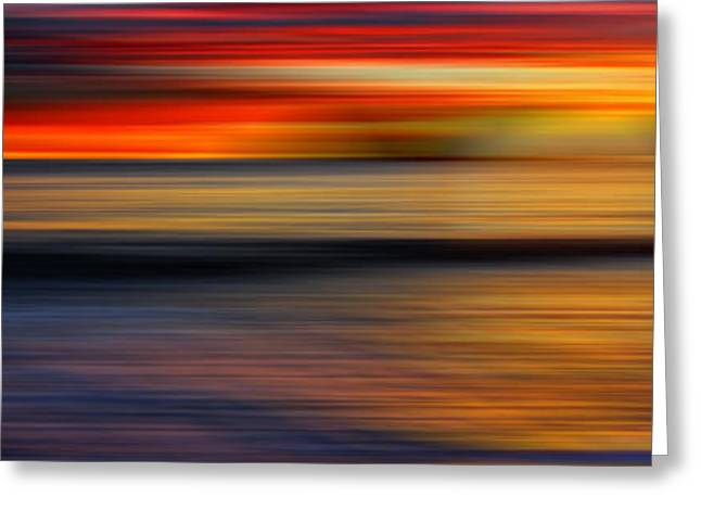 C.b. Radio Greeting Cards - Master Of Landscapes Morning Dreams 0 . Greeting Card by Sir Josef  Putsche