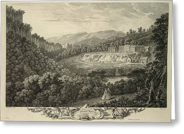 Matlock Bath Greeting Card by British Library