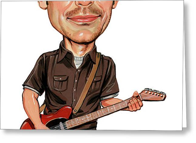 Matthew Good Greeting Card by Art