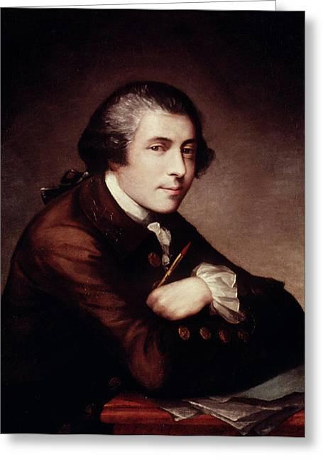 Matthew Pratt (1734-1805) Greeting Card by Granger