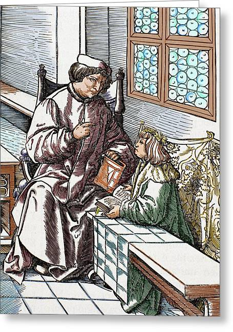 Maximilian I (1459-1519 Greeting Card by Prisma Archivo