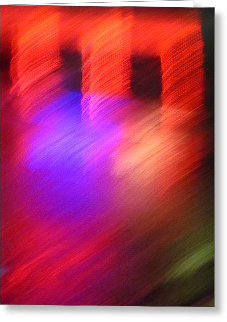 Guy Ricketts Photography Greeting Cards - May Cooler Heads Prevail Greeting Card by Guy Ricketts