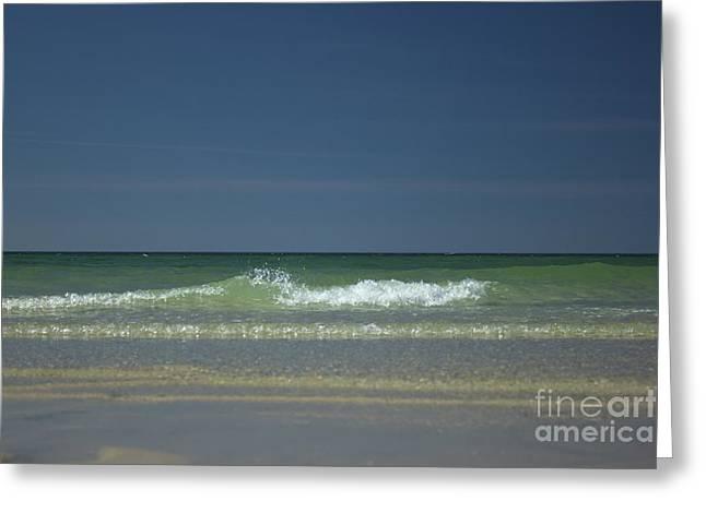 Amazing Jules Greeting Cards - Mayflower Beach on Cape Cod Greeting Card by Amazing Jules