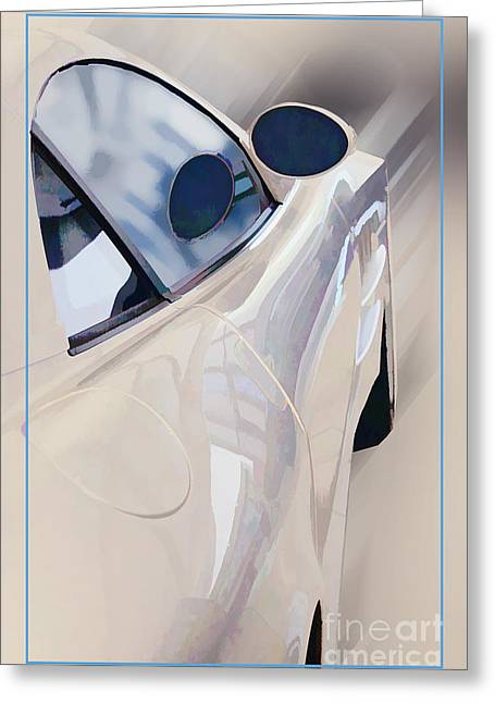 Slr Photographs Greeting Cards - Mb Slr Greeting Card by Tom Griffithe