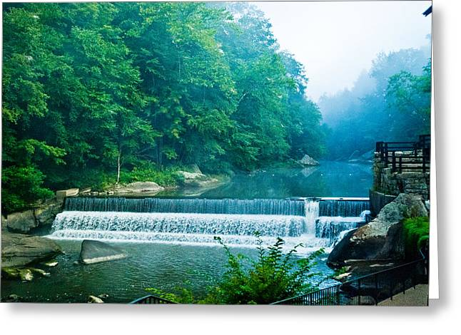 McConnell Mills Wat255-1 Greeting Card by G L Sarti