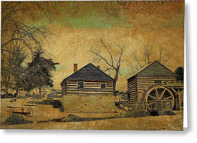 Mccormicks Farm Greeting Cards - McCormick Farm 6 Greeting Card by Todd Hostetter