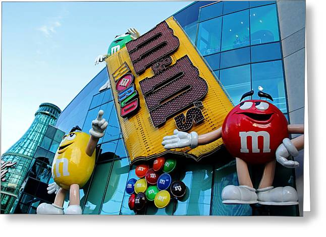 Melt In Your Mouth Greeting Card by Debbie Oppermann