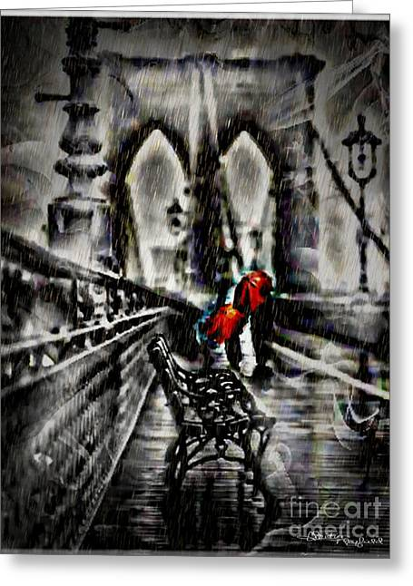 Memories Greeting Card by Christine Mayfield